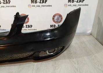 Бампер передний Mercedes W219 2198800240  2198800240