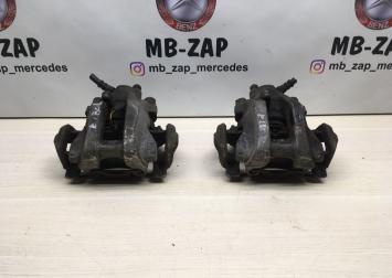 Задний суппорт Mercedes W212  A2124230281