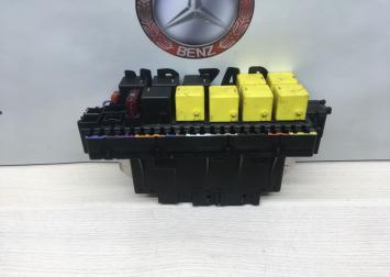 Блок предохранителей Mercedes W215 0295450432