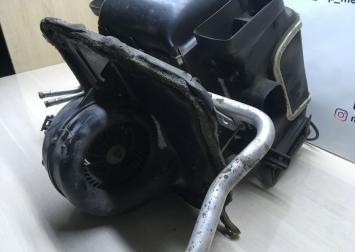 Печка в сборе Mercedes W124 1248303962