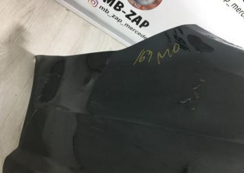 Бампер задний Mercedes W204 AMG 2048853125