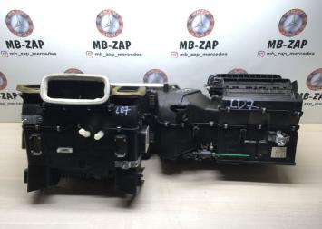 Корпус отопителя Mercedes W210 2108302103