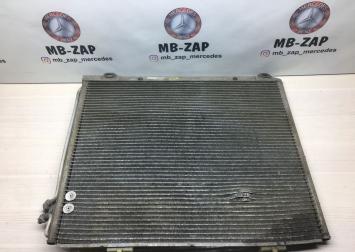 Радиатор кондиционера Mercedes W210