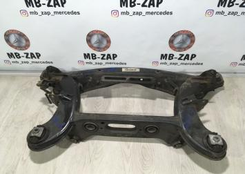 Задняя балка Mercedes W212  A2073509702