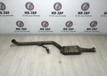 Выхлопная труба Mercedes W203 Sport Coupe  A2034910800
