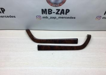 Деревянная накладка на дверь Mercedes W220 2207202122
