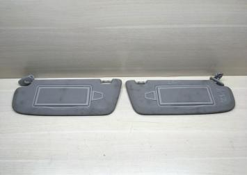 Козырек солнцезащитный Mercedes W221 S  a2218100710