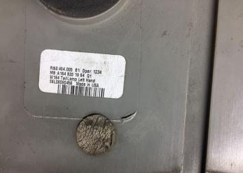Фонарь задний Mercedes W164 1648200264