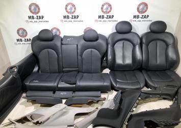 Салон Mercedes W209