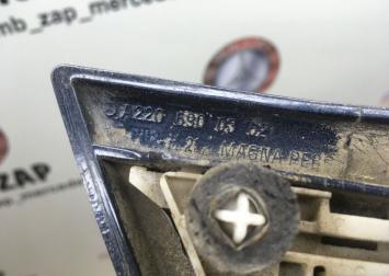 Задние молдинги арки Mercedes W220 2206900362