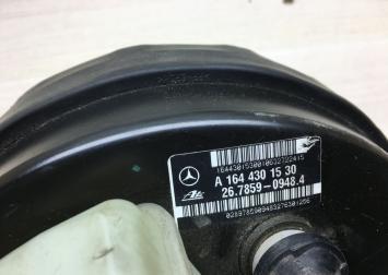 Вакуумный усилитель Mercedes W164 1644301530