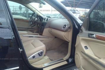 Разбор Mercedes X164