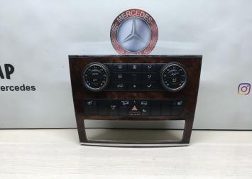 Блок управления климатом Mercedes W164 2518207989