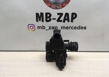 Клапан печки Mercedes W211  2118320584