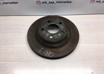 Диск тормозной задний Mercedes W212 0004230912