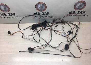 Блок управления сигнализацией Mercedes W211 А2035403408 А2035403408