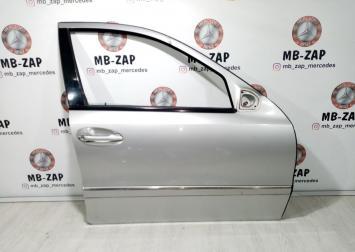 Дверь передняя правая Mercedes W211 744 A217201405
