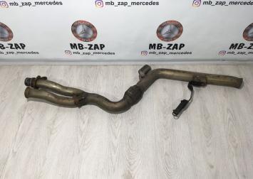 Труба выпуска спереди Mercedes W219 2194900020