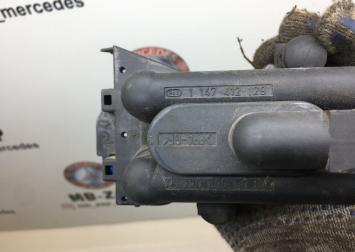 Клапан печки передний Mercedes W220 0392020066