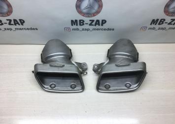 Насадка глушителя Mercedes W212 2124900927