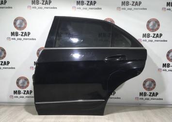 Дверь задняя левая Mercedes W212  2127300105