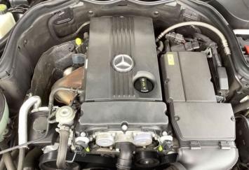 Разбор Mercedes W204