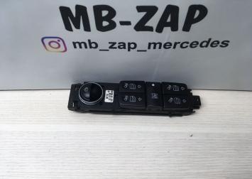 Блок управления стеклоподъемниками Mercedes W220 2208213279