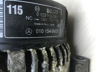 Генератор Mercedes Om606 0101549402