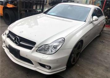 Разбор Mercedes W219 Япония