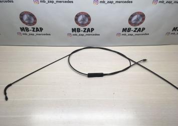 Трос открывания капота Mercedes W212  A2128800459