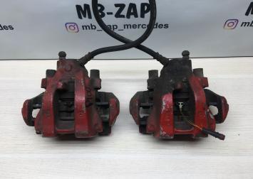 Суппорт тормозной задний Mercedes W220 0024206583