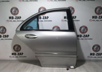 Дверь задняя правая Mercedes W203 2037300805