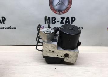Блок ABS Mercedes W220 0044314612