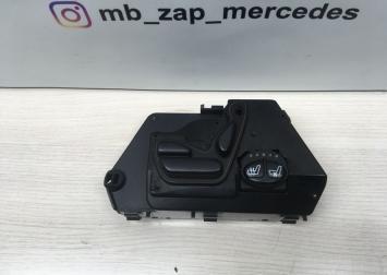 Блок управления сиденьем задним правым Mercedes 2208215258
