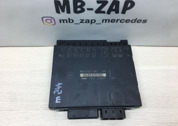 Блок управления сиденьем передним Mercedes W220 2208201285