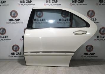 Дверь задняя правая Mercedes W220 2207300505