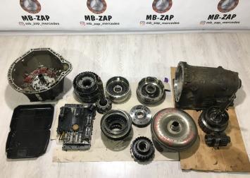 Комплектующие АКПП Mercedes 722.6 2202710701