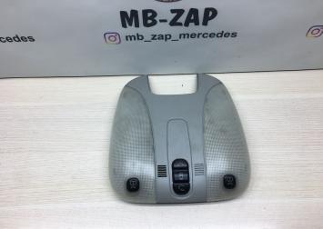 Плафон салонный на Mercedes W220 2208200101