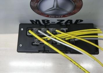 Компрессор центрального замка Mercedes W220 0132006361