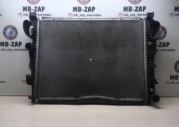 Радиатор основной Mercedes W220 2205000903