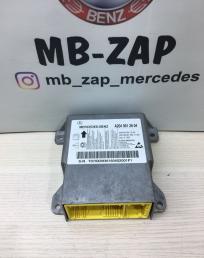 Блок управления Airbag Mercedes W204 2049012604
