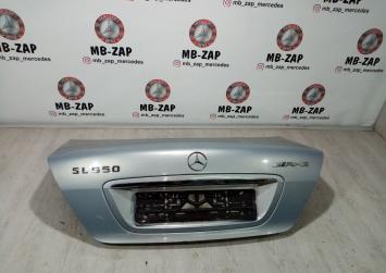 Крышка багажника Mercedes W220 a2207500752