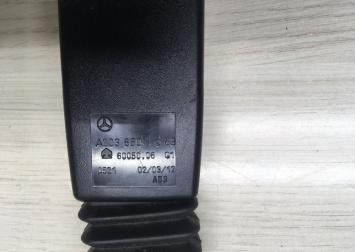 Замок ремня Mercedes W203 Coupe  2038601769
