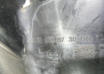 Подкрылки передние Mercedes W220 2206981430