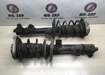Амортизаторы передние Mercedes W212  2123204013