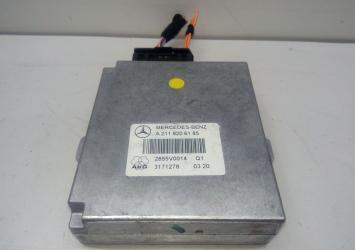 Блок электронный Mercedes W203 2118206185  2118206185