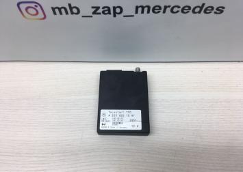Блок управления Webasto Mercedes W220 2038201097