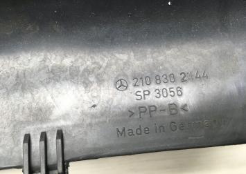 Водосток лобового стекла Жабо Mercedes W210 2108301113