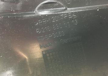 Водосток лобового стекла Mercedes W210 2108301513