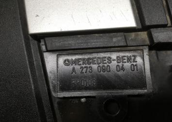 Крышка двигателя Mercedes X164 2720100367